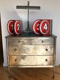 vtg 1940 50s simmons furniture metal medical. Metal Furniture, Metallic Furniture Vtg 1940 50s Simmons Medical O