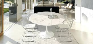 oval tulip dining table image of dining table round replica saarinen tulip marble oval dining table