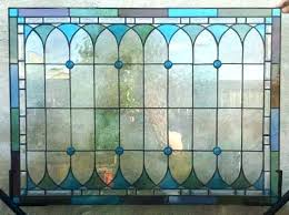 stained glass window covering antique windows plus leaded panels transom patterns salvage plastic s windo