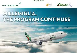 Alitalia Millemiglia Award Chart Alitalia Just Did What Doubling Of Award Pricing Overnight