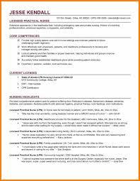 Template Lvn Resume Template Best Of Sample 10 New Grad Jo Lvn