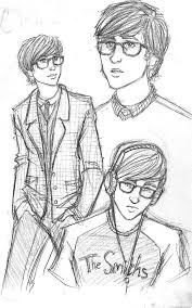 browsing fan art on perks of being a wallflower charlie by catching smoke