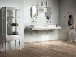 bathroom Elegant Wood Look Tile Bathroom Design Ideas That Looks