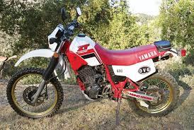 retrospective yamaha xt600 1984 1989