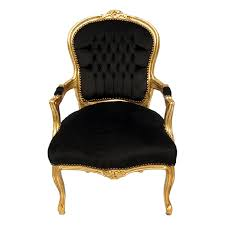 Luxury Bedroom Furniture Uk French Bedroom Furniture Gold Leafed Side Chair In Luxurious
