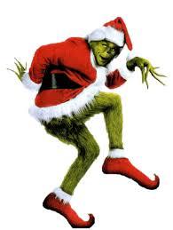 <b>Christmas</b> Grinch <b>Santa Claus transparent</b> PNG - StickPNG