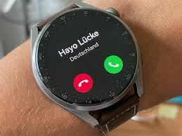 Huawei Watch 3 Pro im Test: Apple und ...