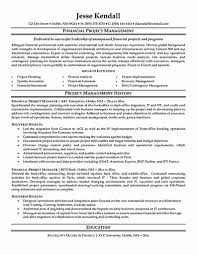 Project Manager Resume Sample Project Manager Resume Sample Doc