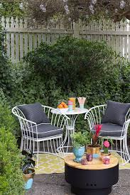 small patio furniture ideas. 001 here are some great small patio ideas for a comfortable furniture