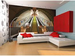 Glamorous 3d Wall Murals For Living Room Pics Design Ideas ...