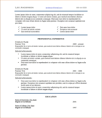 Resume Font Size Resume Font Size Resume Font Size For Name