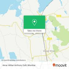 How to get to Amar Akbar Anthony Galli in Vasai by Bus | Moovit