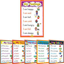 Sight Word Story Charts Level Prea