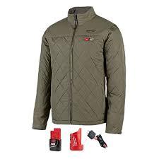 Milwaukee M12 Heated Axis Jacket Kit