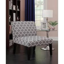 grey accent chair daphne fabric accent chair the brick