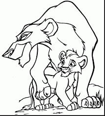 Small Picture astonishing lion king adult simba coloring pages with simba