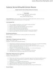 Resume For Supervisor Position Sample Magdalene Project Org