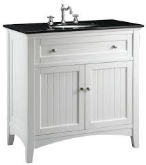 37 inch bathroom vanity. adelina 37 inch antique white bathroom vanity