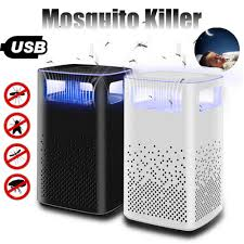 Usb Photocatalytic Mosquito Killer Lamp Insect Trap Lighting