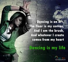 Quotes About Dance Life 40 Quotes Mesmerizing Quotes Life Dancing