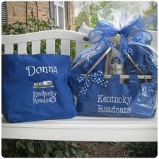 fun college themed gift baskets