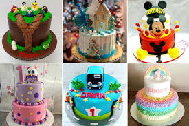 Laugh at the first birthday cake smash as you celebrate your son on his first birthday bash! 39 Awesome Ideas For Your Baby S 1st Birthday Cakes