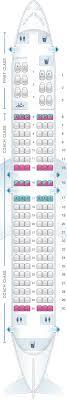 seat map for alaska airlines horizon air boeing b737 400