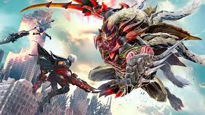 God Eater 3 Wallpapers in Ultra HD