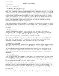 Sample Full Service Restaurant Business Plan Of A Fast Food Cmerge