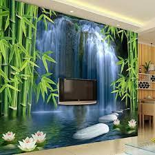 3D Wallpaper Bedroom Mural Modern ...