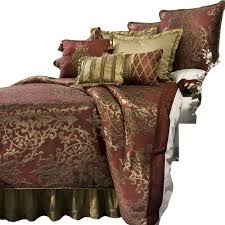 olive green bedding 5 pce luxury comforter set