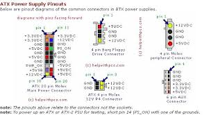 computer power supply circuit diagram the wiring diagram computer psu wiring diagram nodasystech circuit diagram