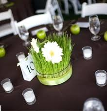 green ideas for the office. Go Green Ideas Office Decoration Fresh Spring Wedding Table Decor For The T