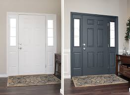 inside door colors painted interior front door giveaway how to nest for less colours of house inside o7 inside