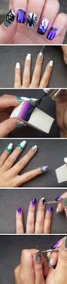 26 Easy Halloween Nail Art Ideas for Teens | Blupla