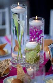 ... DIY Floating Candle Centerpiece Ideas (Video)