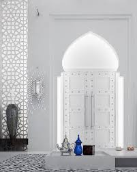 Moroccan Design The Horseshoe Arches Are Extremely Common In Moroccan Design And