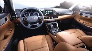 2017 Hyundai Azera (Grandeur) | New 2017 Hyundai Grandeur Interior ...