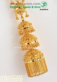 22 karat gold jhumkas gold chandelier earrings 235 gjh113 this latest
