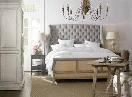 Hooker Furniture Bedroom Boheme Bon Vivant De-Constructed King Uph ...