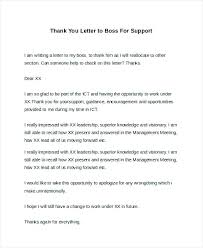 Letter Of Gratitude To Boss Teacher Appreciation Thank You Letter Sample Of Gratitude And