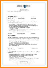 5 Perfect Resume Example Resume Setups Example Of A Perfect Resume ...