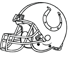 Broncos Football Coloring Pages Free Coloring Pages Broncos Football