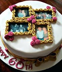 Birthday Cake Photo Frame Decor House Templates Pages
