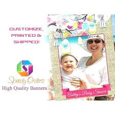 diy photo frame for photo booth baby shower selfie frame baby shower photo booth selfie frame diy photo frame