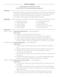 Resume For Dispatcher Cover Emergency Dispatcher Resume Sample