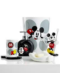 Disney Bathroom Disney Bath Accessories Disney Mickey Mouse Toothbrush Holder