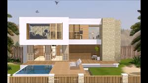 Sims 3 Design The Sims 3 Modern Hollywood House 1080p