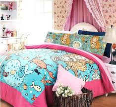 mermaid bedding set mermaid bedding print comforter sheets twin set with fitted sheet queen king size
