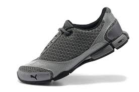 puma running shoes all black. men buy comfortable new arrivals quality puma 697 netty all gray running shoes : e8l8836 black c